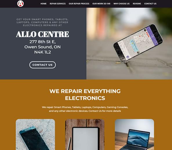 Allo Centre.com